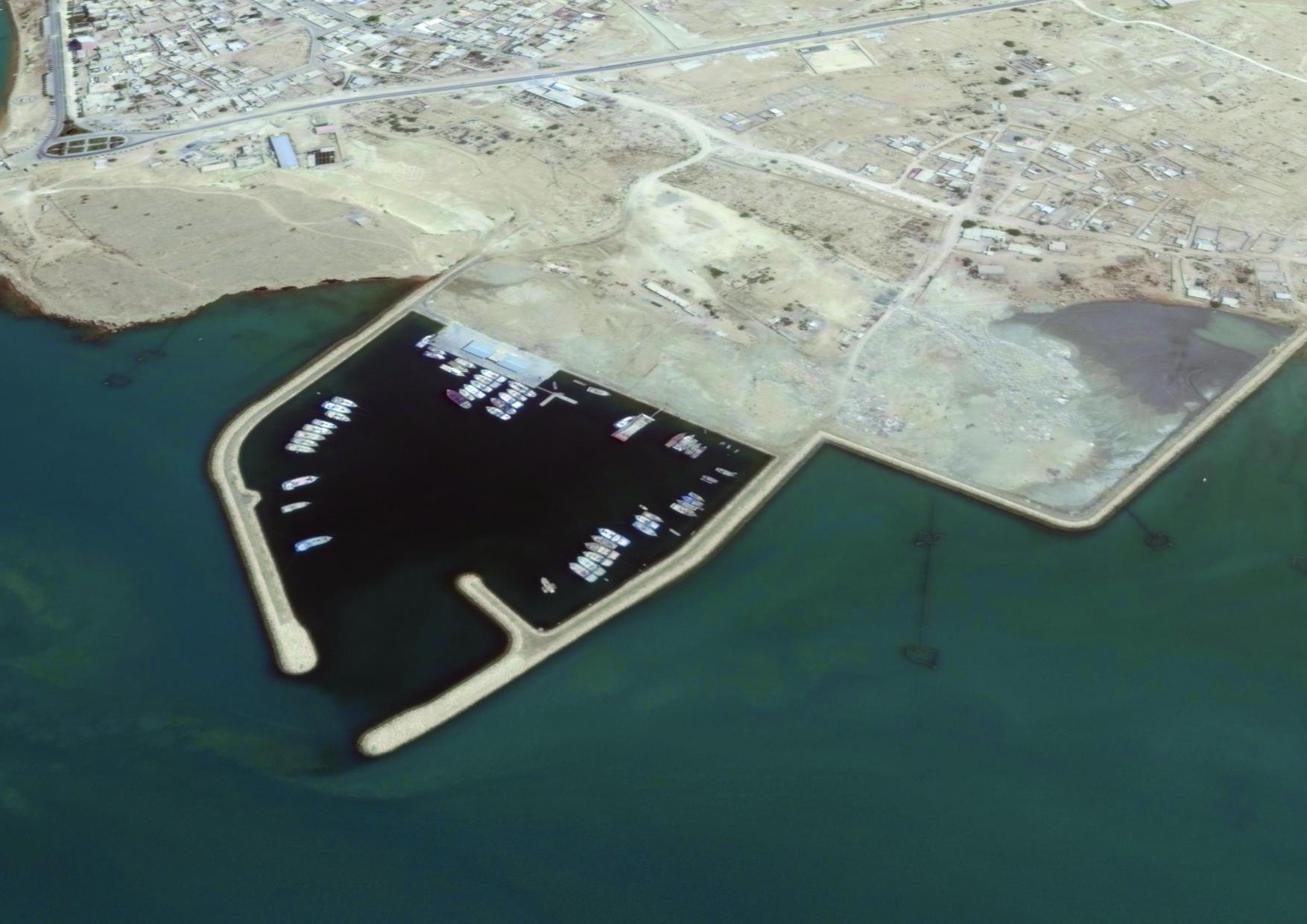 Dargahan Port