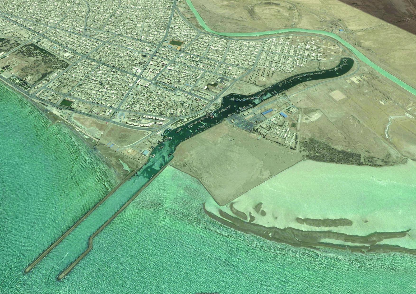 Genaveh Cove