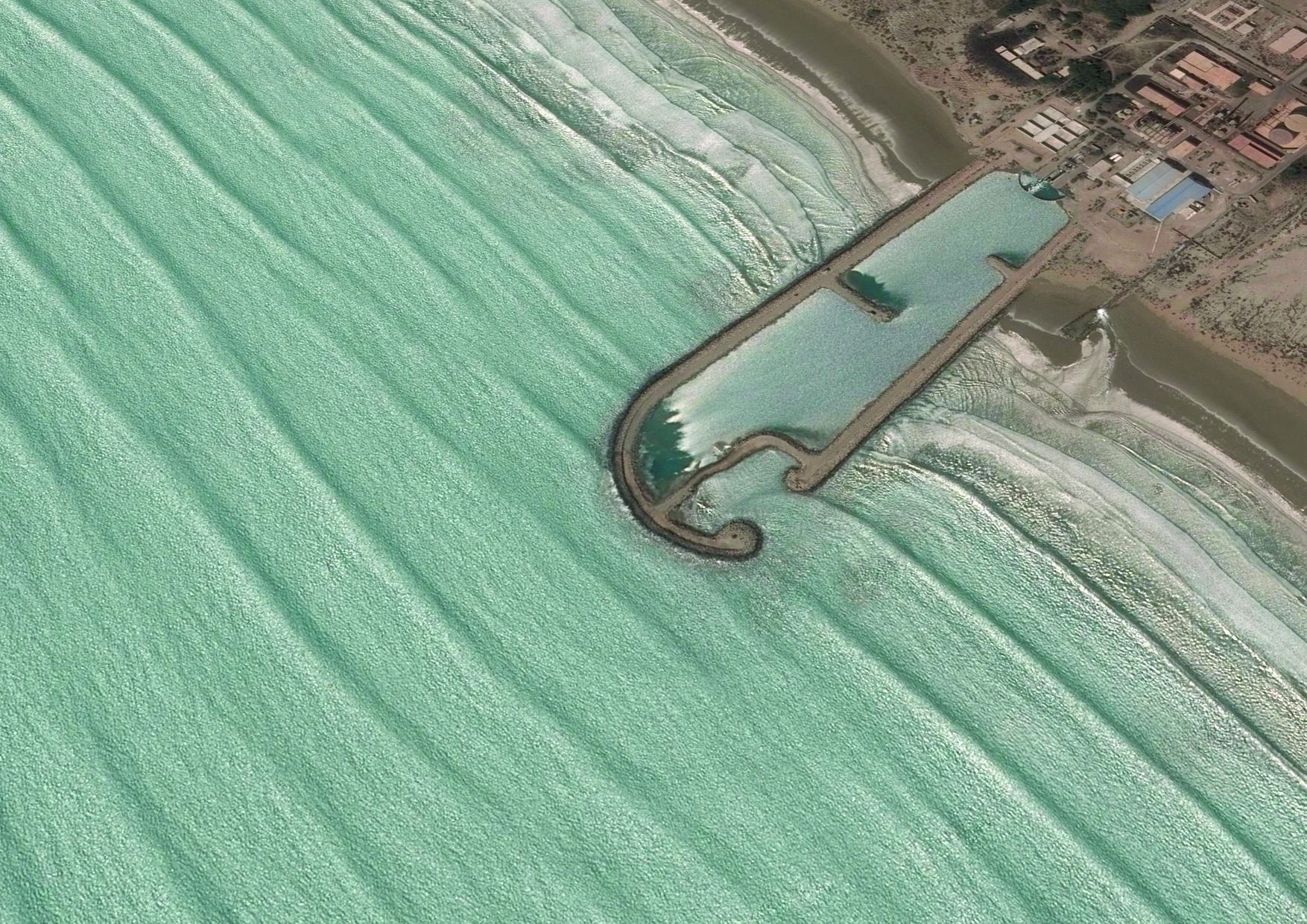 Konarak Water Treatment Plant